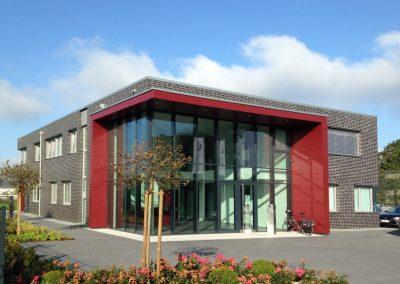 GB_Bürogebäude-Verl_Eingangsansicht