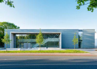 OeB_Sporthalle-BismarckstraßeGT_NordansichtFront