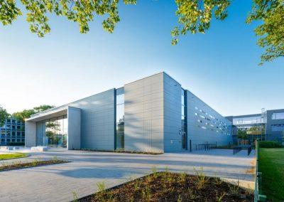 OeB_Sporthalle-BismarckstraßeGT_Nordwestansicht
