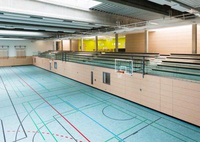 OeB_Sporthalle-BismarckstraßeGT_Zuschauertribüne
